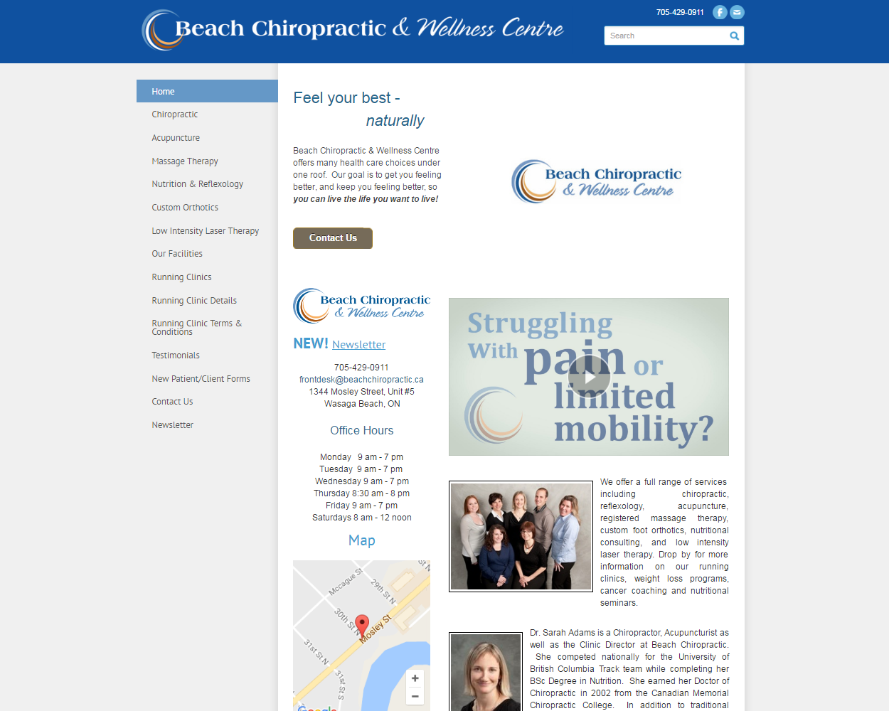 Beach Chiropractic & Wellness Centre