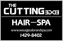 Cutting Edge Hairstyling And Day Spa, Wasaga Beach, ON - logo